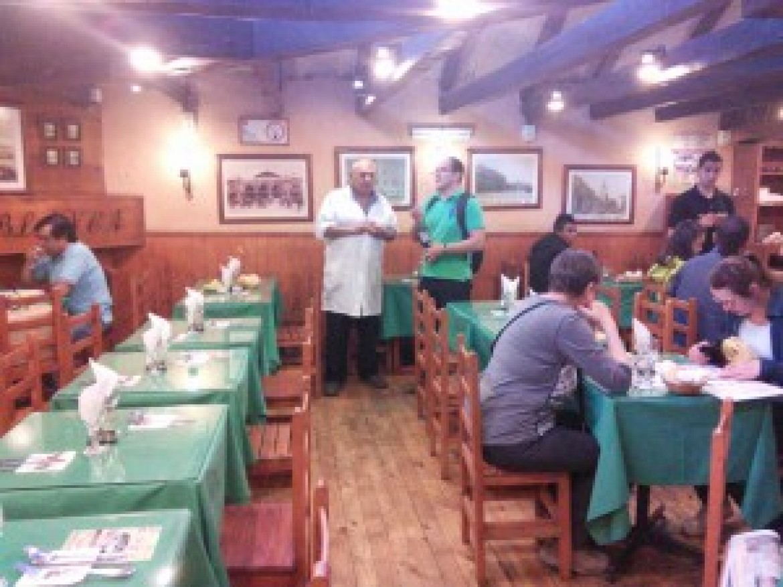 Mercado Central (Part 2) – Restaurante Donde Blanca